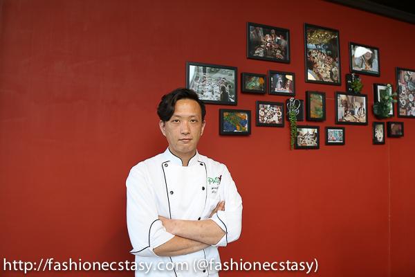 Trattoria di Primo Executive Chef Roy