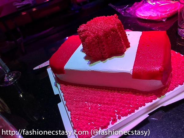 Lickey's立體定制蛋糕 (時尚高潮第加拿大日趴)
