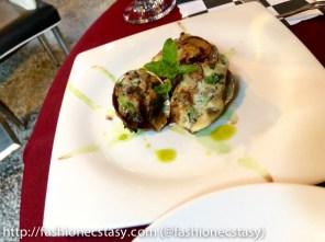 烤鮑魚(時價) abalone (market price) castle restaurant taichung