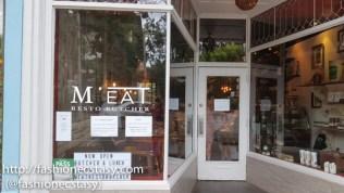 M'Eat Resto Butcher toronto restaurant