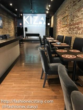 Kiza Toronto African Restaurant