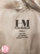 Hilary MacMillen Fall Winter 2018 popup