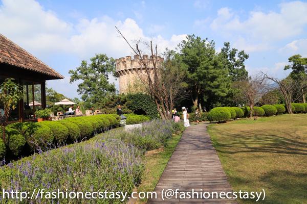 Taiwan Taichung Xinshe Castle 台中新社莊園古堡