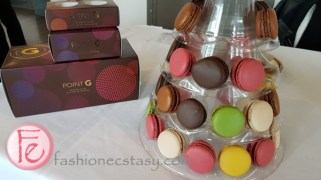 Point G's macarons