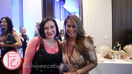 Sari Colt & Carmelia Ray