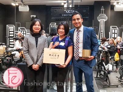 Spokehaus Toronto Taiwan Event cycling event
