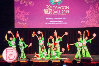 Yee Hong Dragon Ball Gala Toronto 2019 Media launch