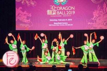 Yee Hong Dragon Ball Gala Toronto 2019 Media launch