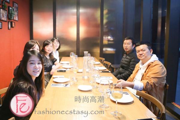 時尚高潮VIP米其林餐會貴賓 Fashion Ecstasy VIP Dinner guests