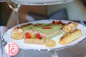 台北文華東方鯖青隅 香檳下午茶 ( Mandarin Oriental Taipei The Jade Lounge champagne afternoon ta set