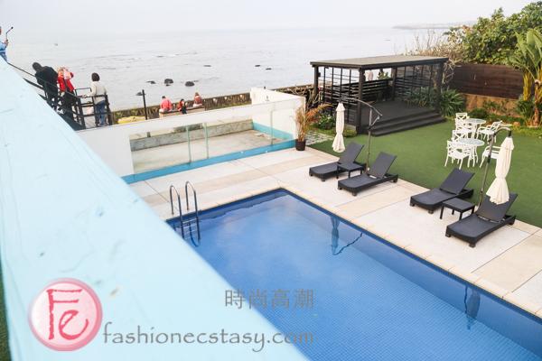 欣藍舍北海岸觀海餐廳 Blue Villa scenic Restaurant North Coast Taipei