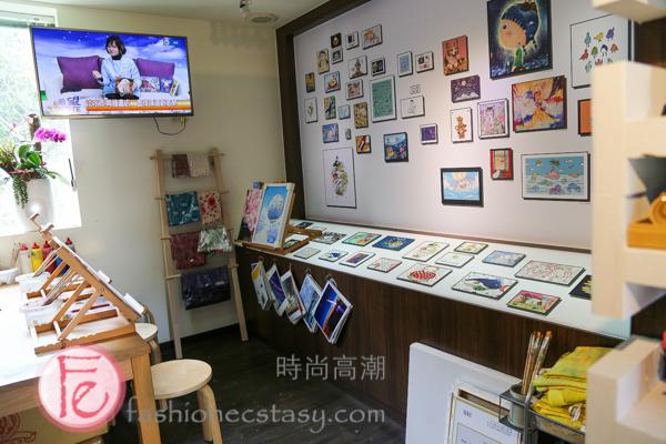 "淡水秀之藝術SHOW 233魚藏文化館(2館)「亞洲插畫展」精選 (Artworks from ""Asia Illustrator"")"