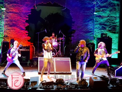the Ramones tribute band with Doug Weir guest singer, Toronto Fleck Dance Theatre