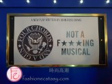 """Not a F****ing Musical"" - Four Chords and a Gun - play about the Ramones band"
