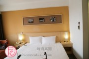 "淡水亞太飯店「豪華觀景客房雙人床房」 (AP Hotel Tamsui ""Grand Deluxe Room"" )"