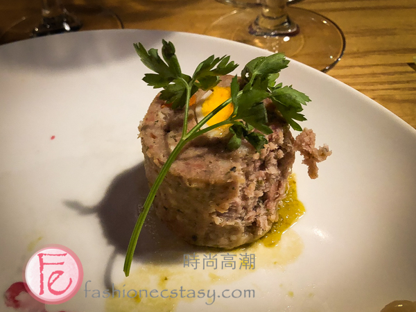 托斯卡尼慢烤牛肉派 (Terrine di Manzo / beef terrine)