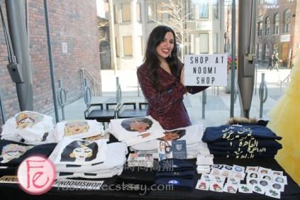 Naomi Shop at Run The World 2019 Fashion Show & Night Market Female Entrepreneurs & Women Empowerment
