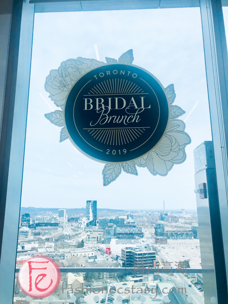 Toronto Bridal Brunch 2019 #TBB