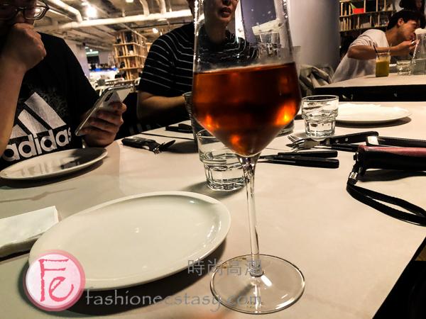 吃吧加州紅酒 California Zinfandel at Chiba