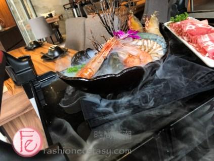 時尚高潮食記:台北東區「鍋& BAR 」餐廳 FASHION ECSTASY FOOD VLOG: GUO & BAR, DONQQU, TAIPEI
