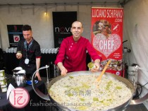 Cuisine & Cuvée 2019 in support of Providence Healthcare: Chef Luciano Schipano