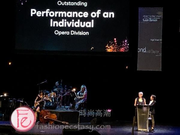 Dora Mavor Moore Awards 2019: Opera Division