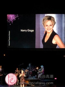Kerry Gage at Dora Mavor Moore Awards 2019, Dora Mavor Moore Awards,2019: Musical Theatre Division