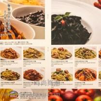 卡布里喬莎餐廳完整菜單 / Capricciosa Full Menu
