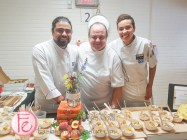 Chef John Higgins, Culinary Director of George Brown College at 3rd Annual Thistletown Chef's Harvest Party 2019