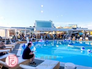 Blockchain Futurist Conference 2019 Toronto, Cabana Pool Bar