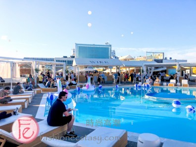 Blockchain Futurist Conference 2019 Toronto, Cabana Pool Bar