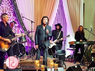 Canadian singer Andy Kim Performs at ABC Pink Diamond Gala 2019 / 加拿大歌手Andy Kim現身演奏