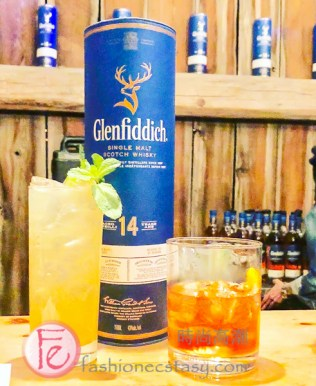 Glenfiddich 14-year-old Bourbon Barrel Reserve launch at Cambium Farms in Caledon.  格蘭菲迪14年迪橡木桶珍藏威士忌品酒發表會