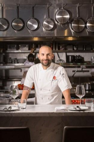 Chef Rob Gentile of Canada's top Chefs, Buca Toronto