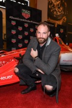 TAG HEUER IndyCar at Yorkdale opening