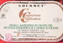 Spanish Conservas de Cambados / 西班牙Conservas de Cambados 醃製魚&海鮮