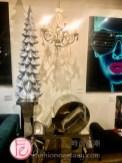 "Kare Design Toronto ""Money Box Crystal Dog Warrior"""