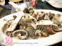 """日日青泉土城全羊肉爐全餐- 「羊肚」 - Ririqing whole-lamb hotpot - """"lamb tripe"""""""