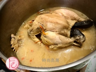 """TV Pay 「黃金蟲草養生雞湯」 / TV Pay """" Chicken soup with Chinese herbs"""""""