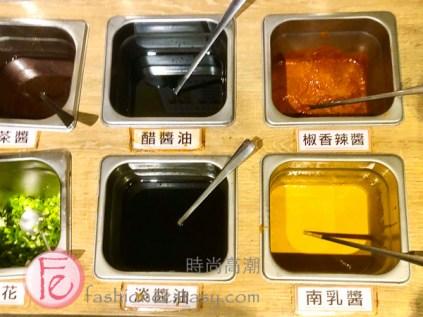老先覺麻辣窯燒鍋自助區 / Old God Laoxianjue hotpot / Fondue Restaurant Self-Service area