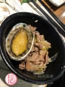"""旺角石頭鍋「海陸鍋 II」 / """"surf and turf 2"""" pot at Mong Kok Stone Hot Pot"""