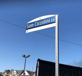Unveiling Ceremony of Toronto Sam Ciccolini Laneway / 多倫多Sam Ciccolini Laneway巷道命名揭幕儀式