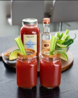 Lone Star Texas Gril''s signature Caesar (image courtesy of Lone Star)