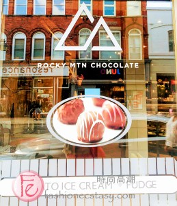 Stratford Chocolate Trail 2020 - Rocky Mountain Chocolate