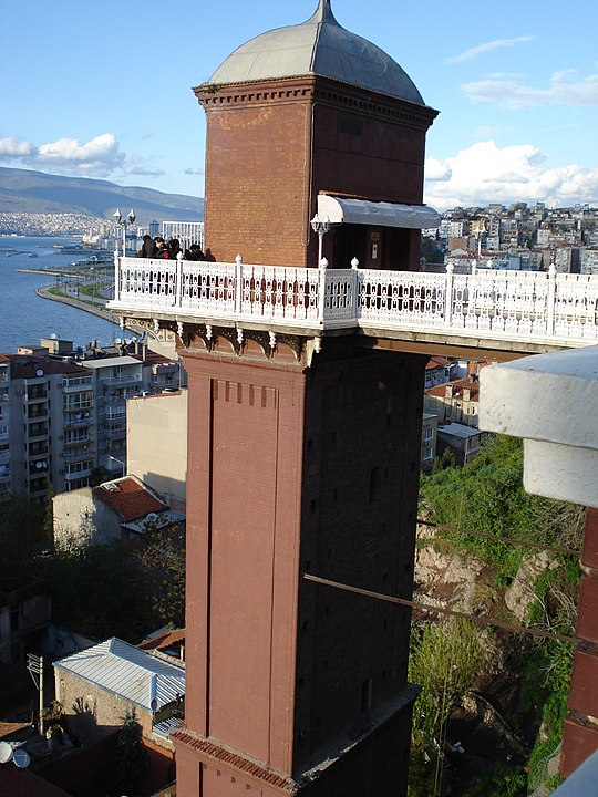 Travek Turkey_Asansor Izmir Big Elevator