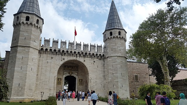 土耳其伊斯坦堡旅遊記之二: 托卡比皇宮/ Istanbul Travel Blog-2 Topkapı Palace (Topkapı Sarayı)