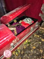 Casa Loma Legends of Horror Halloween event / 多倫多卡薩洛馬古堡萬聖節鬼屋活動