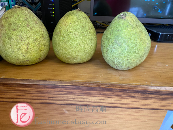 Pomelos at Chinese Moon Festival