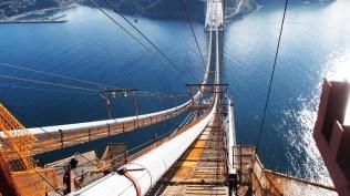 Bosphorus Bridge Istanbul, Turkey travel blog