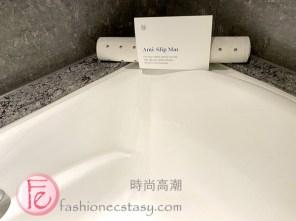 殘編台北喜來登五星大飯豪華客房浴室止滑墊/ Sheraton Grand Taipei Hotel anti-slip mat